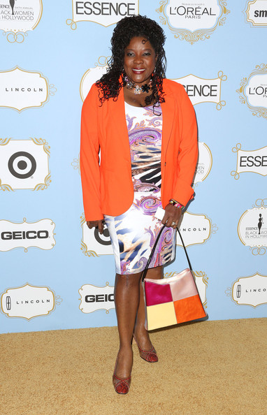 Actress Loretta Devine