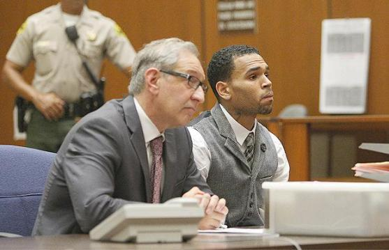 mark geragos & chris brown