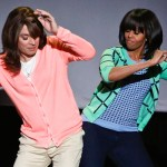 michelle obama & jimmy fallon (mom dancing)