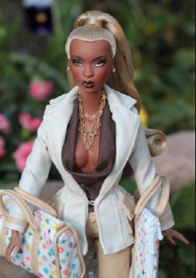 new black barbie