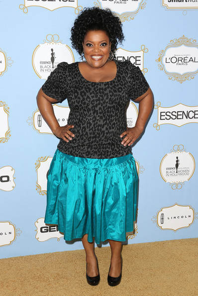 Actress Yvette Nicole Brown