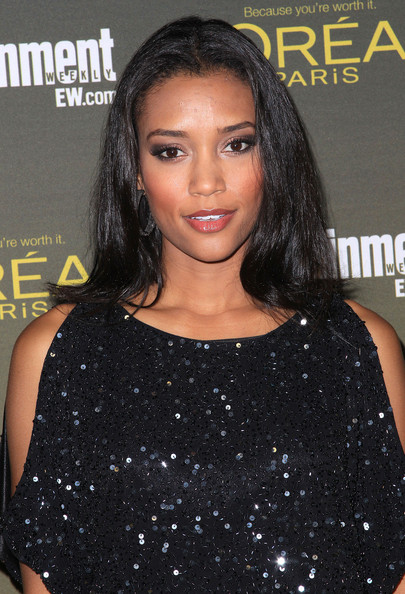 Actress Annie Ilonzeh attends the 2012 Entertainment Weekly Pre-Emmy Party at the Fig &amp; Olive on September 21, 2012 in West Hollywood