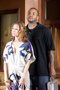 Stacey Dash and The Game in the Lionsgate Home Entertainment presentation of Home Arrest.