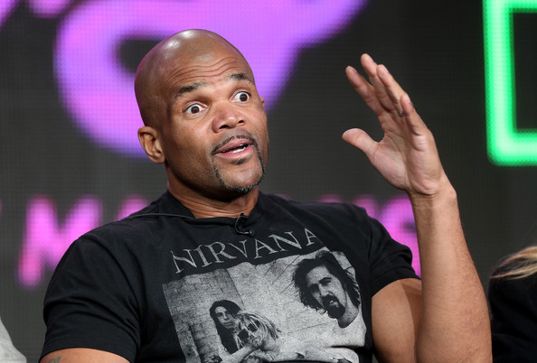 Darryl McDaniels of.Run DMC speaks onstage during &quot;The 80's the decade that made us&quot; panel discussion at the National Geographic Channels portion of the 2013 Winter TCA Tourduring 2013 Winter TCA Tour - Day 1 at Langham Hotel on January 4, 2013 in Pasadena