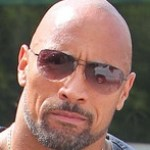 Wrestler-actor Dwayne Johnson (The Rock) is 41 today