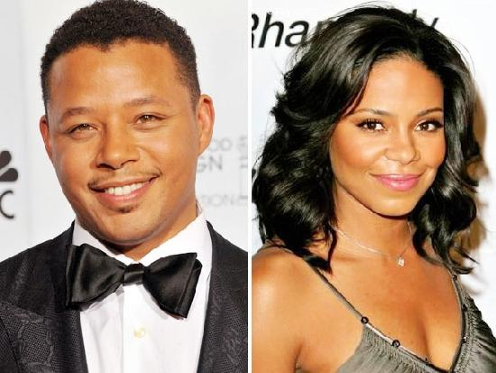terrence howard & sanaa lathan