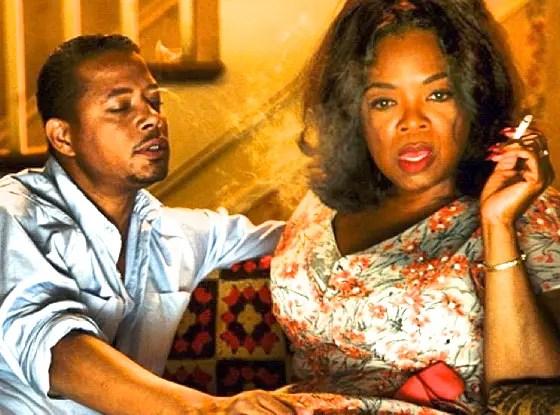 terrence howard & oprah (the butler)