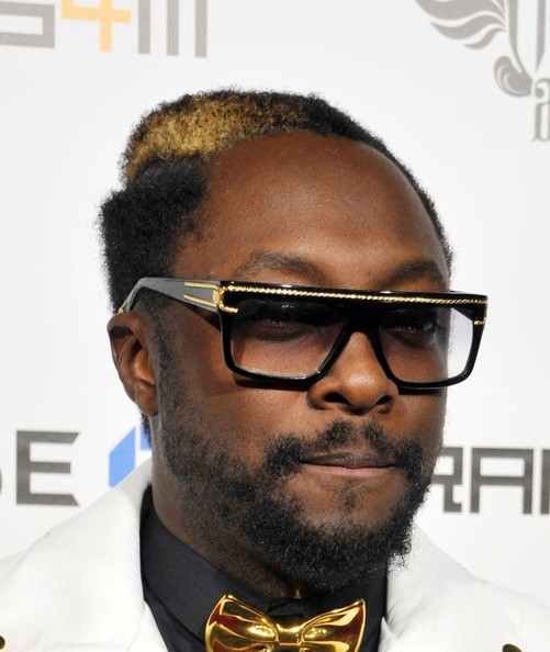 Musician will.i.am of Black Eyed Peas is 38 today