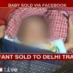 baby sold via facebook