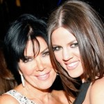kris and khloe