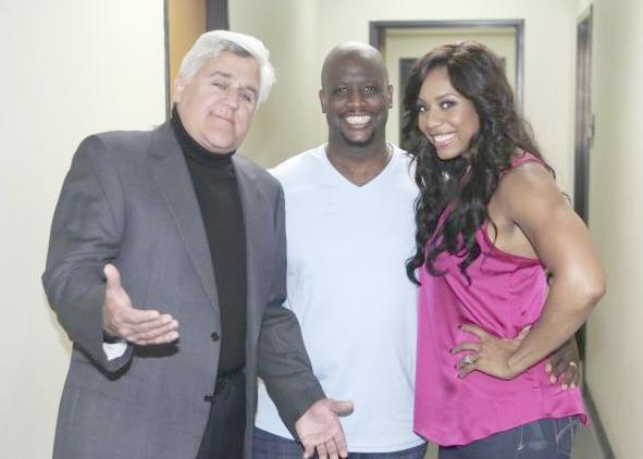jay leno will & monifa sims