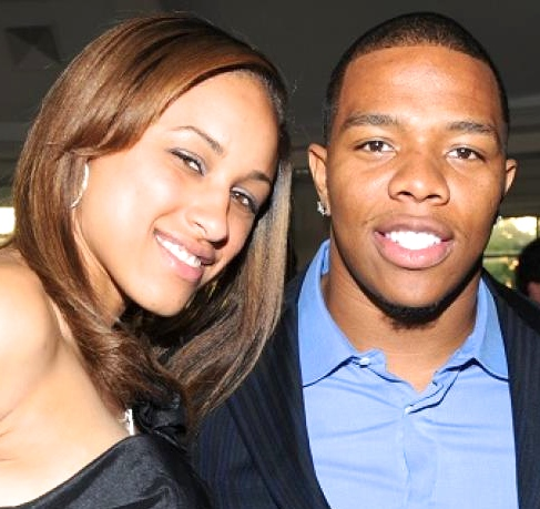 Janay Rice Blames Media For Nightmare Situation