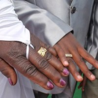 Second Time Around: African SchoolBoy Marries 62-Year-Old Woman Again!