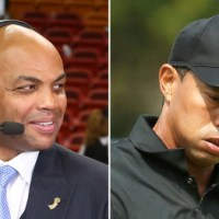 Charles Barkley Says Friendship with Tiger Woods is Over