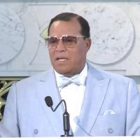 Louis Farrakhan Speaks on the Mike Brown/Ferguson Situation (Watch)