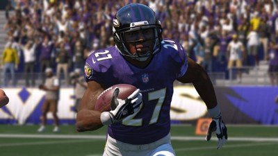 Ray Rice in Madden NFL 15