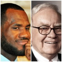 Could LeBron James Be the Next (Billionaire) Warren Buffett?