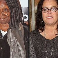 Whoopi Reportedly Cusses Out Rosie During Break in 'The View' Taping
