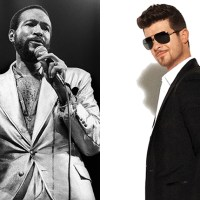 Robin Thicke, Pharrell Lose Legal Round Against Marvin Gaye's Family