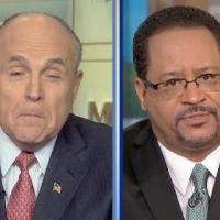 Rudy Giuliani, Michael Eric Dyson in Heated Debate Over Ferguson (Watch)