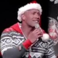 In Onesies, The Rock, Michael & Kelly Help Us Celebrate Christmas (Watch)