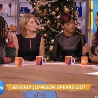 Whoopi Questions Beverly Johnson on her Bill Cosby Story (Watch)