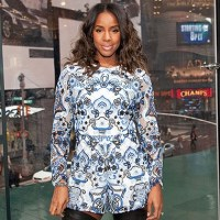 Kelly Rowland Talks Shedding 70lbs of Baby Weight