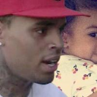 Report: Chris Brown is Father of 9-Month-Old Baby Girl (Photo)