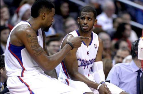 deandre jordan chris paul