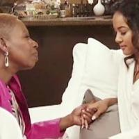 Iyanla Vanzant Details Upcoming  Karrueche Tran Interview (Video)