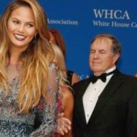John Legend Checks Bill Belichick for Leering At Wife Chrissy Teigen