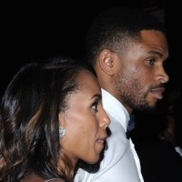 Kerry Washington, Hubby 'Really Weird About Who They Let in Their Circle'