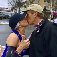 Woman Searched for Man She Kissed at Boston Marathon, But Was Contacted By His Wife