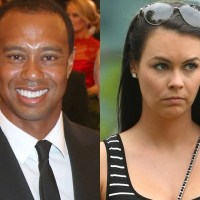 Tiger Woods in Denial Mode About Affair with Fellow Golfer's Ex-Wife