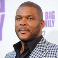 Tyler Perry 'Keeping the Peace' Between Houston, Brown Families