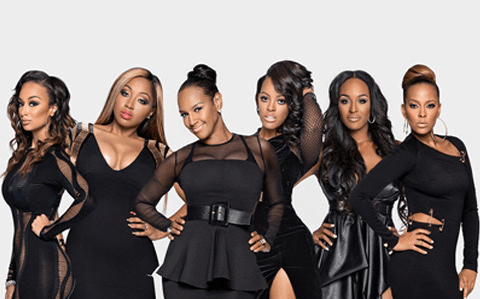 """Cast of VH1's """"Basketball Wives: LA"""""""