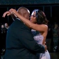 Tamar Braxton Taps Husband Vince for Emotional 'DWTS' Routine (Watch)