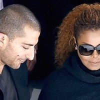 Janet Jackson, Husband Spotted at Paris Fashion Week