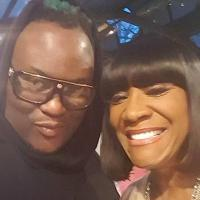 Look! Patti LaBelle and James Wright Chanel Together Eatin', Dancin & Singin' (VIDEO/PHOTOS)