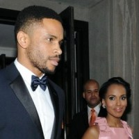 Kerry Washington Gives Props to her Hubby: 'The Real Gladiator'