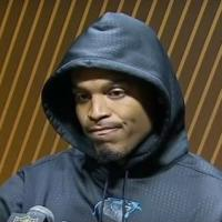 A Miserable Cam Newton Bolts Out of Press Conference (WATCH)