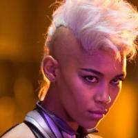 Alexandra Shipp & the 'X-Men: Apocalypse' Cast in the Big Apple