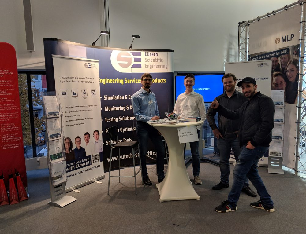 EUtech at Speed-Aix 2016 \u2013 EUtech Scientific Engineering GmbH
