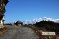 Road towards KartikSwami from Rudraprayag