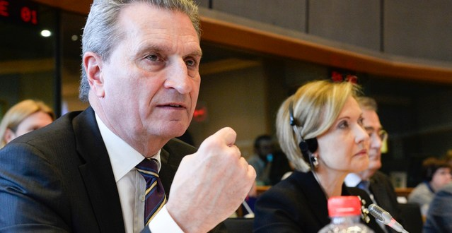 CONT committee meeting on ' Integrity policy of the Commission, in particular the appointment of the Secretary-General of the European Commission '. exchange of views with Günther OETTINGER, Member of the EC in charge of  Budget and Human Resources