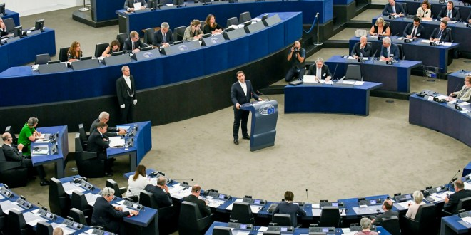 EP Plenary - Debate with the Greek Prime Minister on the Future of Europe