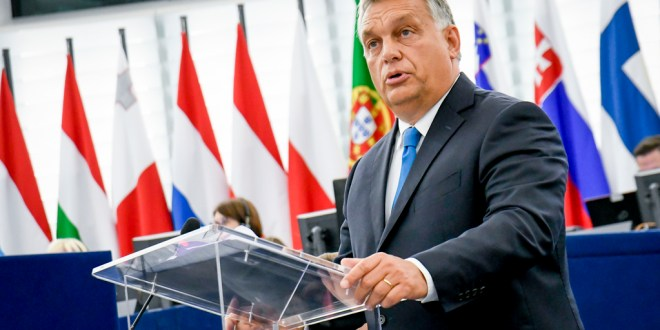 EP Plenary session - The situation in Hungary