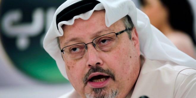 Saudi Arabian journalist Jamal KHASHOGGI