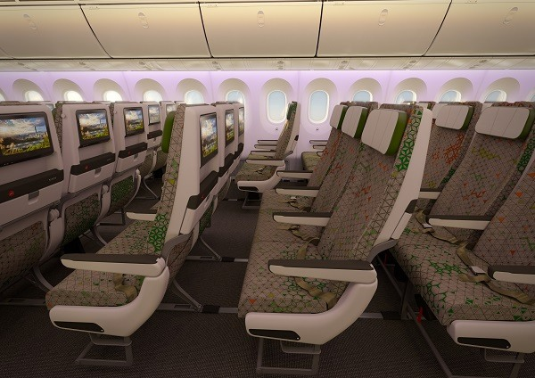 EVA to take delivery of its first 787-9 Dreamliner Reveals new Royal