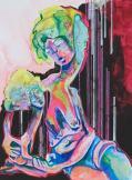Evangeline Cachinero - L'enfant-terrible_cachinero-paper-2013